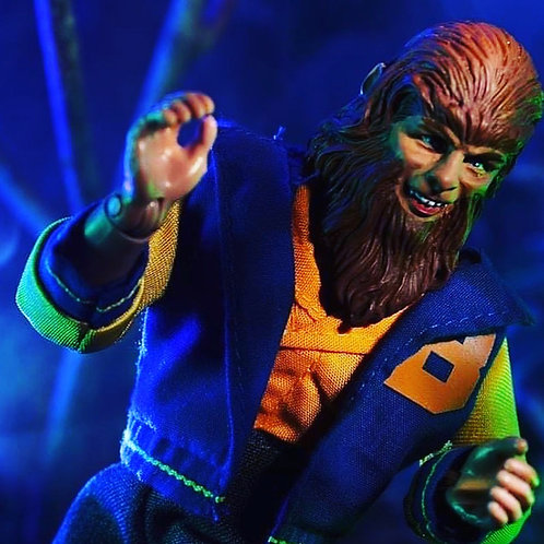 """Mego – Teen Wolf 8"""" Clothed Action Figure"""
