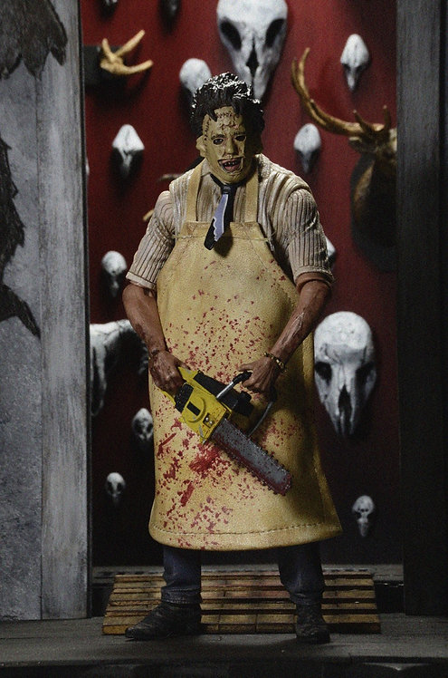 """NECA Texas Chainsaw Massacre – Ultimate Leatherface 7"""" Scale Action Figure"""
