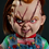 Thumbnail: TRICK OR TREAT STUDIOS CHILD'S PLAY:  SEED OF CHUCKY - SCARRED CHUCKY DOLL