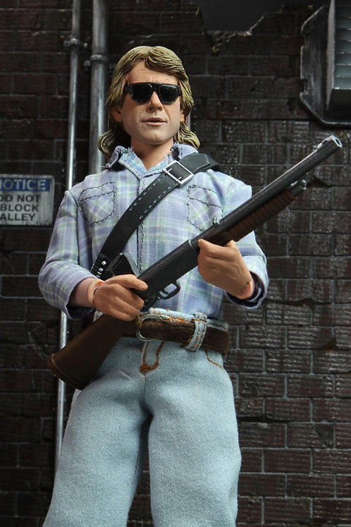 "NECA They Live – John Nada 8"" Clothed Action Figure"