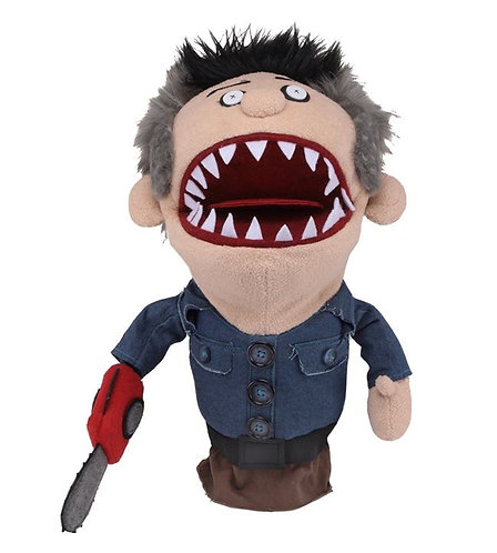 "NECA ASH VS. EVIL DEAD – POSSESSED ASHY SLASHY PUPPET PROP (15"")"