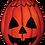 Thumbnail: HALLOWEEN III:  SEASON OF THE WITCH – PUMPKIN MASK