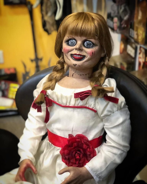 "THE CONJURING – ANNABELLE DOLL PROP (40"")"