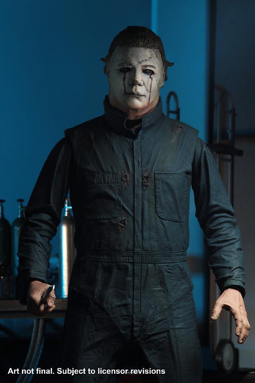 "NECA Halloween 2 – Ultimate Michael Myers 7"" Scale Action Figure"
