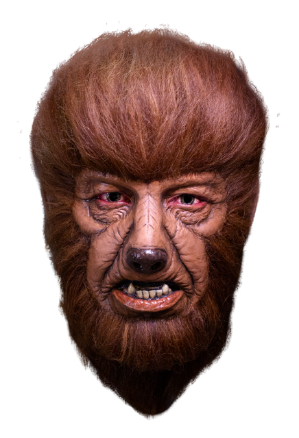 UNIVERSAL MONSTERS – LON CHANEY THE WOLF MAN MASK