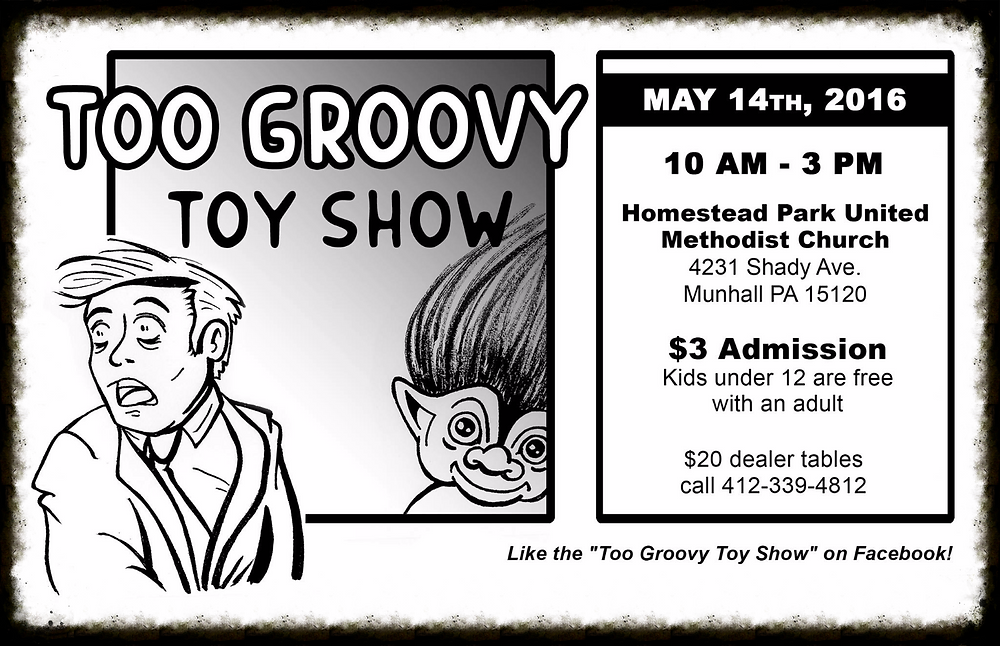 Toy Groovy Toy Show