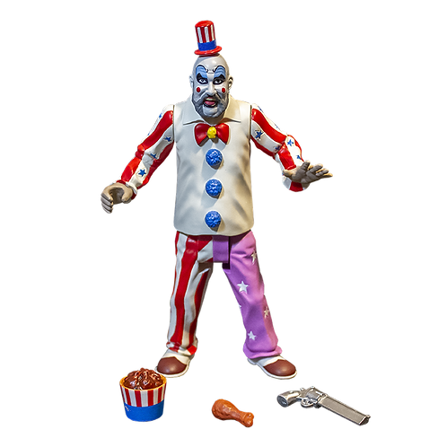 Trick or Treat Studios – House of 1000 Corpses Captain Spaulding Action Figure