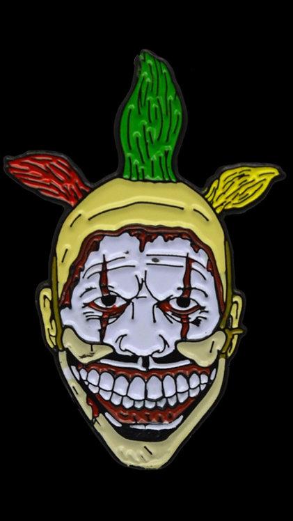 American Horror Story:  Freak Show – Twisty the Clown Enamel Pin