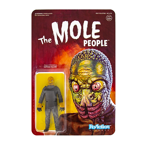 "Super7 – Universal Monsters Mole Man 3.75"" ReAction Figure"