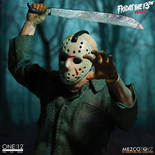 Mezco x One:12 Collective – Friday the 13th Part 3 Jason Voorhees