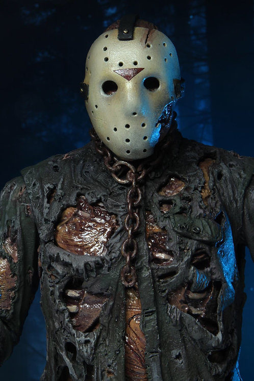 "NECA Friday the 13th Part 7 – Ultimate Jason Voorhees 7"" Scale Action Figure"