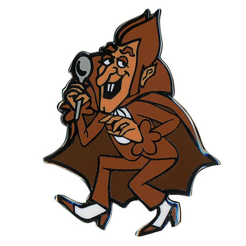 General Mills – Count Chocula Enamel Pin