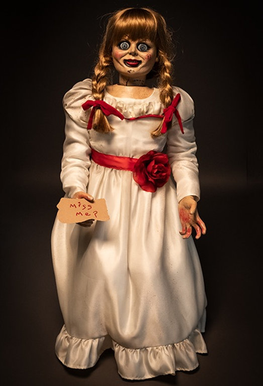 The Conjuring Annabelle Doll Prop 40 Timebombtoys