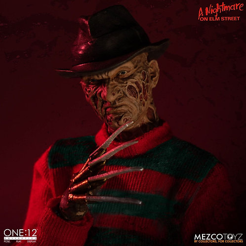 Mezco x One:12 Collective – A Nightmare on Elm Street Freddy Krueger