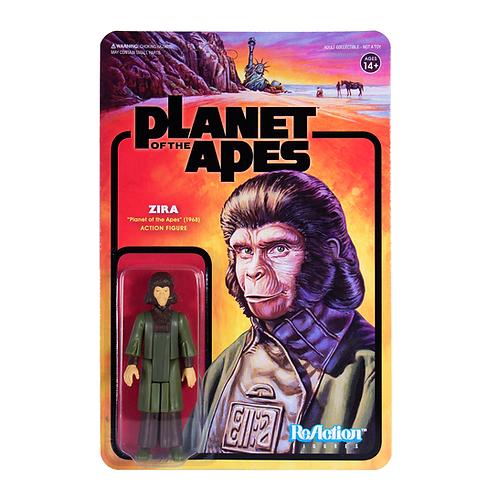 "Super7 – Planet of the Apes Zira 3.75"" ReAction Figure"