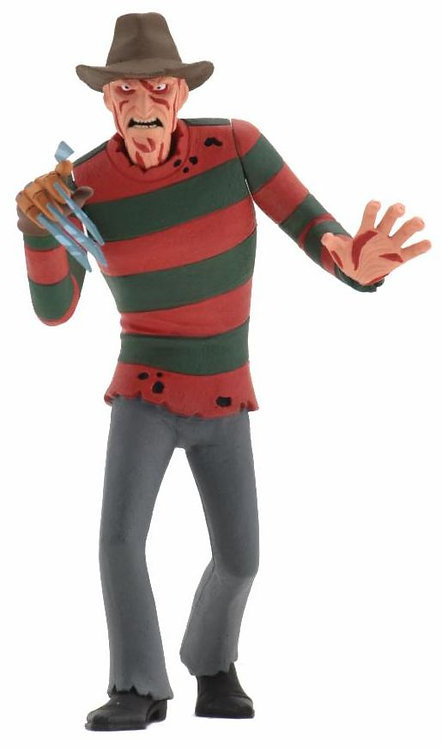 "NECA Toony Terrors – Freddy Krueger 6"" Scale Action Figure"