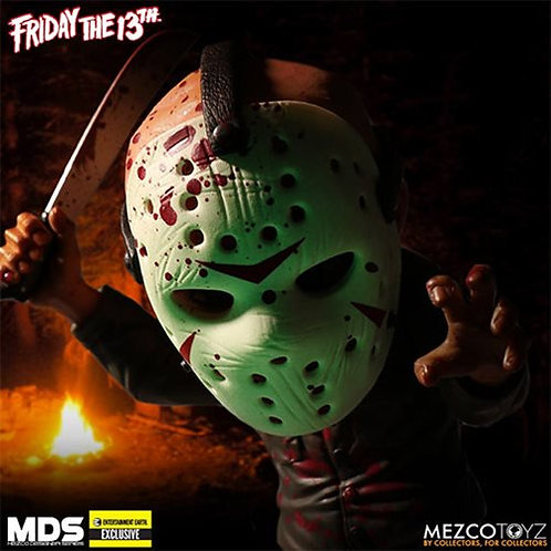 "Mezco Designer Series – Friday the 13th 6"" Jason Voorhees *GITD EXCLUSIVE*"