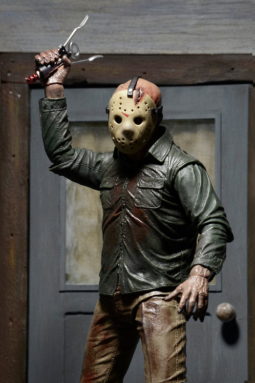 "NECA Friday the 13th Part 4 – Ultimate Jason 7"" Scale Action Figure"