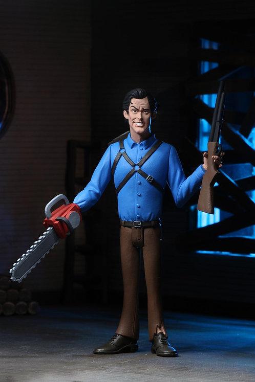"""NECA Toony Terrors – Ash 6"""" Scale Action Figure"""