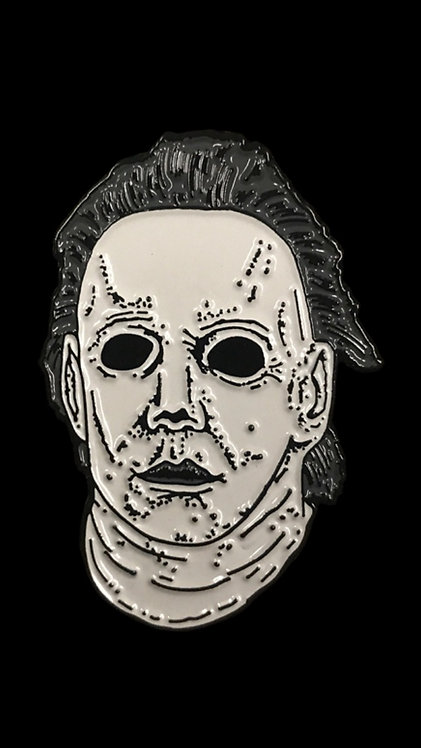 Halloween 6:  The Curse of Michael Myers – Michael Myers Enamel Pin