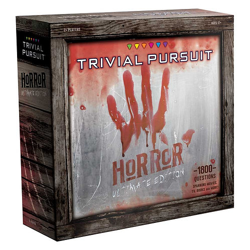 Trivial Pursuit – Ultimate Horror Edition (1800 Questions)