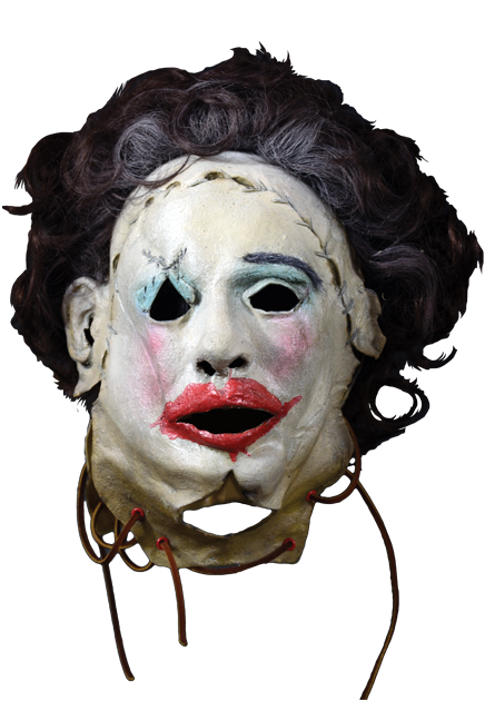 THE TEXAS CHAINSAW MASSACRE – LEATHERFACE PRETTY WOMAN MASK