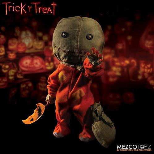"Mezco – Trick 'R Treat 15"" Mega Sam"