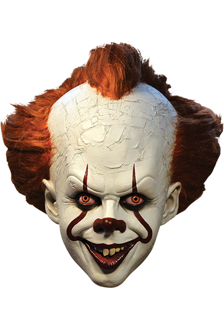 IT – PENNYWISE DELUXE EDITION MASK