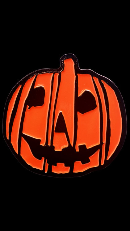Halloween (2018) – Pumpkin Logo Enamel Pin