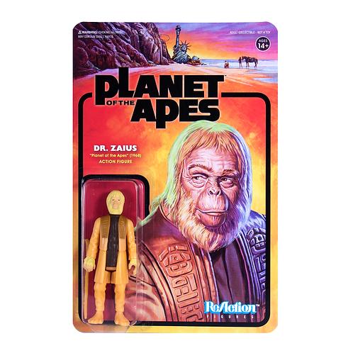 "Super7 – Planet of the Apes Dr. Zaius 3.75"" ReAction Figure"