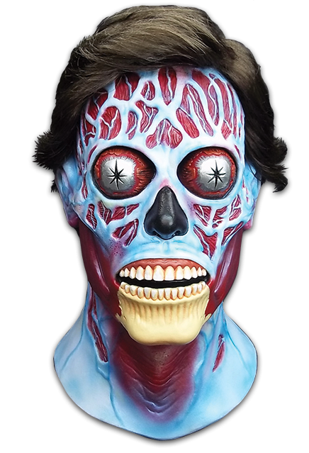 THEY LIVE – ALIEN MASK