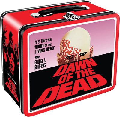 Dawn of the Dead Retro Tin Lunch Box