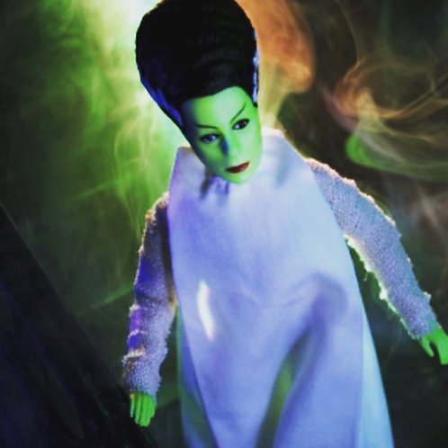 "Mego – Bride of Frankenstein 8"" Clothed Action Figure"