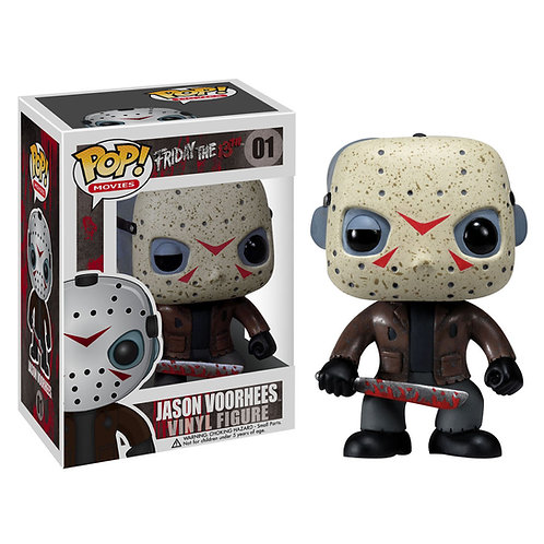 Friday the 13th – Jason Voorhees Funko Pop! Vinyl Figure