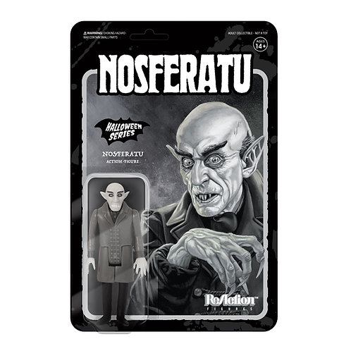 "Super7 – Nosferatu (Grayscale) 3.75"" ReAction Figure"