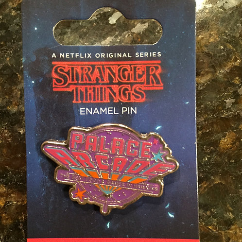 Stranger Things Palace Arcade Enamel Pin