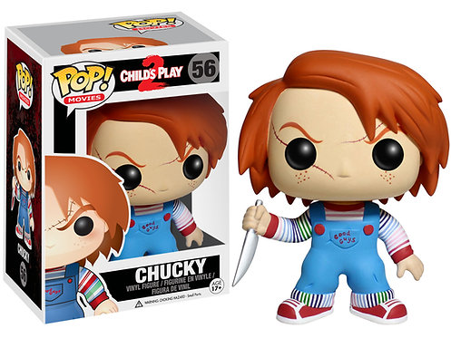Child's Play – Chucky Funko Pop! Vinyl Figure