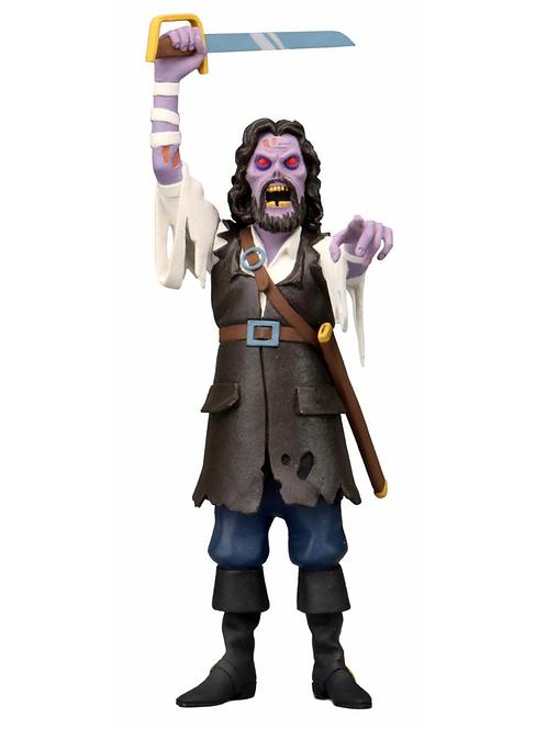 "NECA Toony Terrors – Captain Blake (The Fog) 6"" Scale Action Figure"