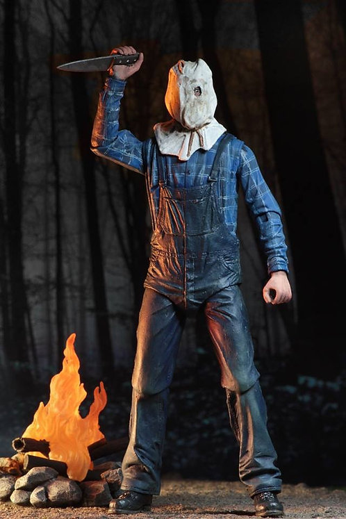 "NECA Friday the 13th Part 2 – Ultimate Jason 7"" Scale Action Figure"