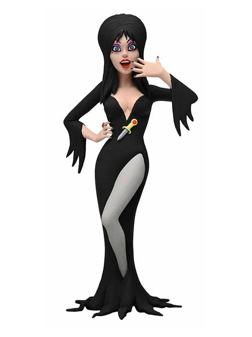 """NECA Toony Terrors – Elvira (Mistress of the Dark) 6"""" Scale Action Figure"""