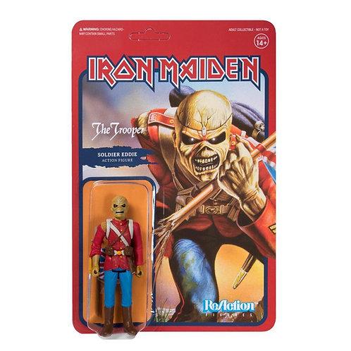 "Super7 – Iron Maiden The Trooper 3.75"" ReAction Figure"