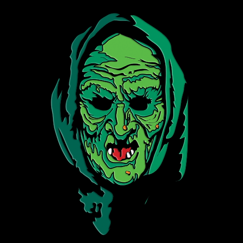Halloween III Season of the Witch – Witch Enamel Pin
