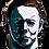 Thumbnail: Halloween – Michael Myers Enamel Pin