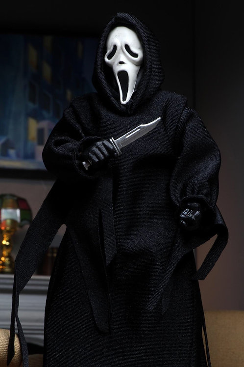 "NECA Scream – Ghostface 8"" Clothed Action Figure"
