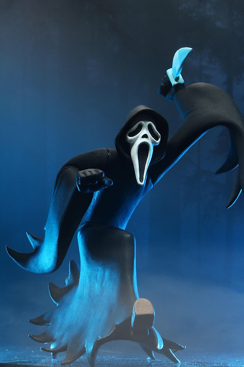 "NECA Toony Terrors – Ghostface 6"" Scale Action Figure"