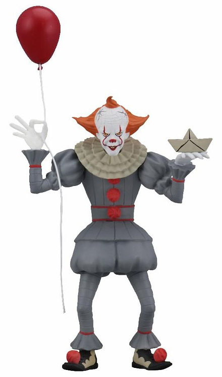 "NECA Toony Terrors – Pennywise (2018) 6"" Scale Action Figure"