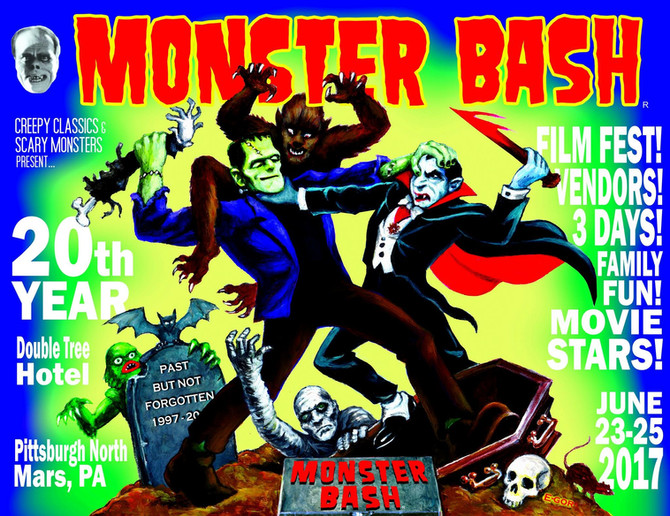 2017 Monster Bash - 20th Anniversary!