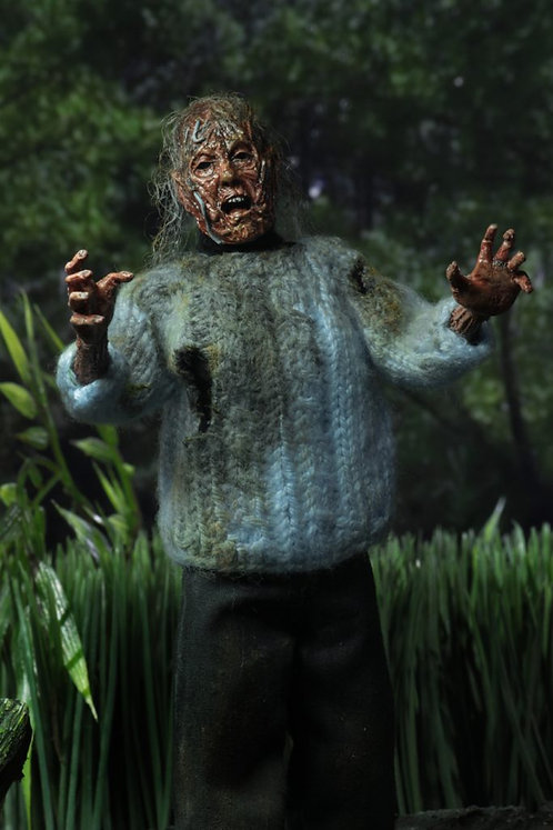 """NECA Friday the 13th Part III – Corpse Pamela 8"""" Clothed Action Figure"""
