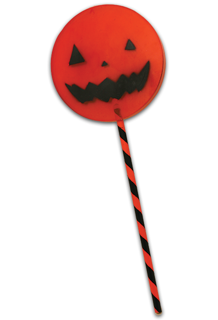 TRICK 'R TREAT – SAM UNBITTEN LOLLIPOP PROP