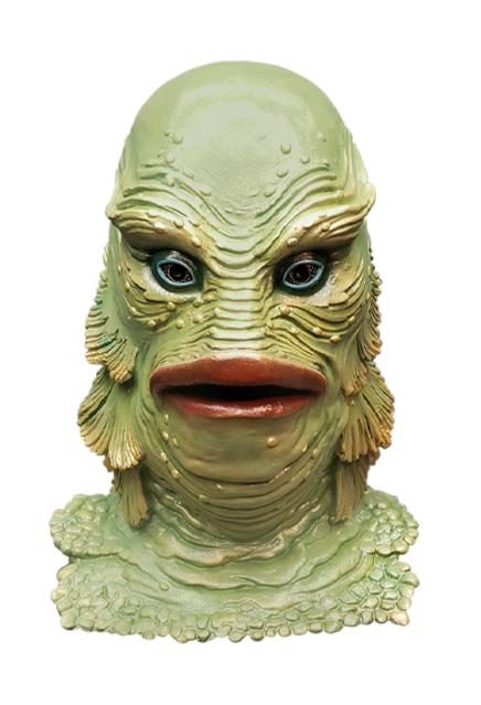 UNIVERSAL MONSTERS – CREATURE FROM THE BLACK LAGOON GILL-MAN MASK